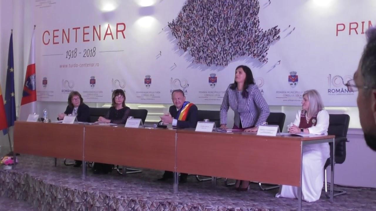 Deschidere Festivalul Toleranței și Promovării Incluziunii Sociale, la Turda (18.10.2019)