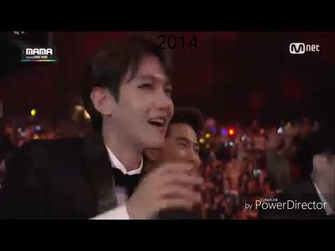 BTS (2014-2018)MAMA PERFORMANCE