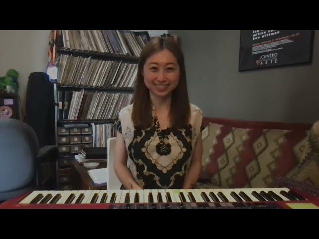 Yukako Yamano on PitchBop