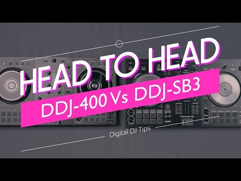 Pioneer DJ DDJ-400 Vs DDJ-SB3 - Which Is Better For New DJs?