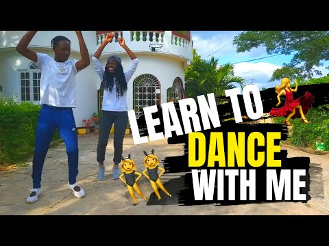 Learn to Dance with me: 2020 Jamaican Dance moves    Dahk Chalklet