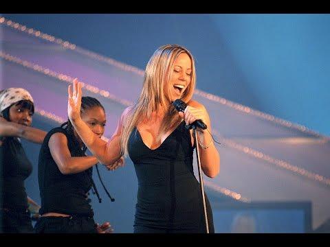 ஐ Mariah Carey  RainbowHero Medley Live 1999 Rare
