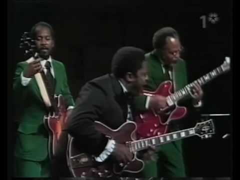 BB King at Konserthuset in Stockholm 1974 - (Audio Mejorado por LA ESTAÑO BLUES BAND))
