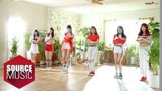 여자친구 GFRIEND -  여름여름해 (Sunny Summer) M/V Shooting Behind