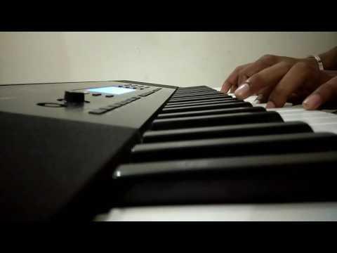 Kaise jiyunga Kaise piano simple versions