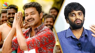 Happy that Vijay prefers films with social messages : Theeran Adhigaram Interview   Director Vinoth