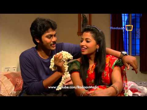 Gowtham and Pooja - Manjal Veyil