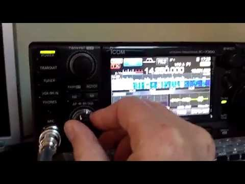 Yaesu FTdx-3000 Vs Icom 7300 SSB NR e DNR 2° TEST - IW2NOY