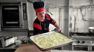 Bechamel Sauce Oven Baked Pasta Recipe