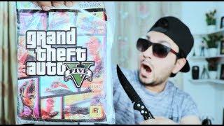 GTA 5 V Grand Theft Auto Game Daraz Pk | Review | Gadgets Gate !!!