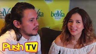 "Push TV:  Yael Yuzon compares relationship with Karylle to a scene from ""Friends"""