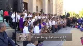 Promosi Budaya Indonesia di AS (2) - Warung VOA