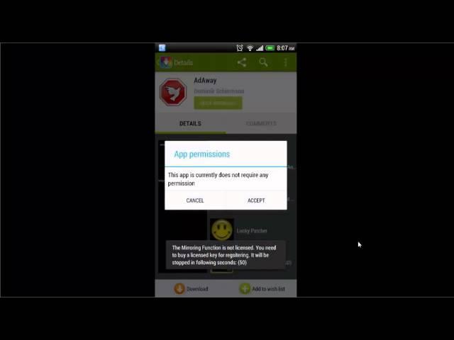 [DMCN] Chặn Quảng Cáo Trên Điện Thoại Android