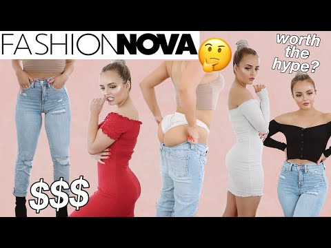 FASHION NOVA TRY ON HAUL | IS IT REALLY WORTH THE HYPE? | Conagh Kathleen