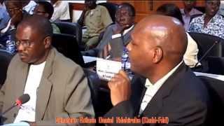 Burundi:le Sénateur Gélase Ndabirabe n