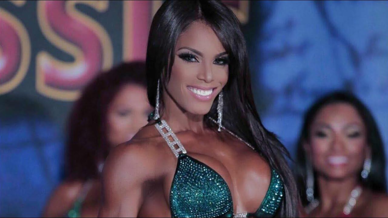 female fitness motivation workout - Yarishna Ayala IFBB Pro