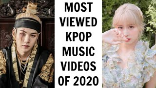 Baixar [TOP 50] MOST VIEWED KPOP MUSIC VIDEOS OF 2020 | June (Week 1)