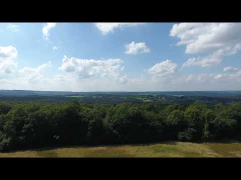 DJI Phantom 4 Spa - Belgium 4K