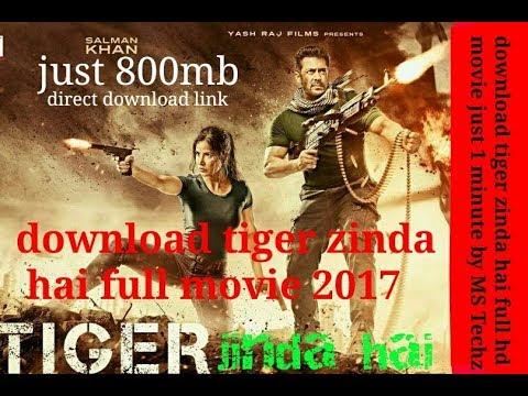 Download tiger zinda hai full hd movie...