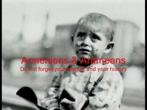 Armenian & Aramean genocide