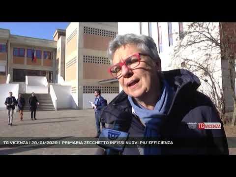 TG VICENZA | 20/01/2020 |  PRIMARIA ZECCHETTO INFI...