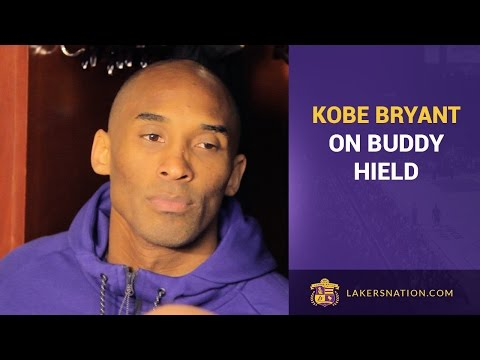 Kobe Bryant On Oklahoma's Buddy Hield