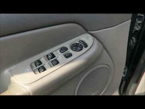 How To Fix Dodge Ram Power Windows - YouTube