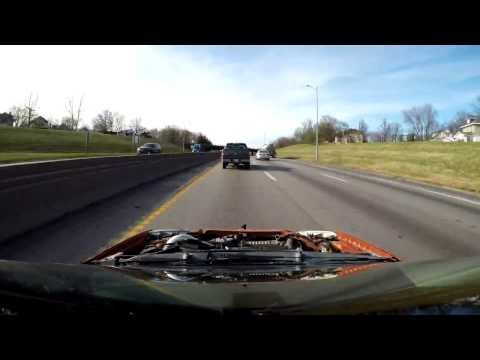 TIMELAPSE FROM KANSAS CITY TO MEXICO!!!! DRIFT MEET!!!!