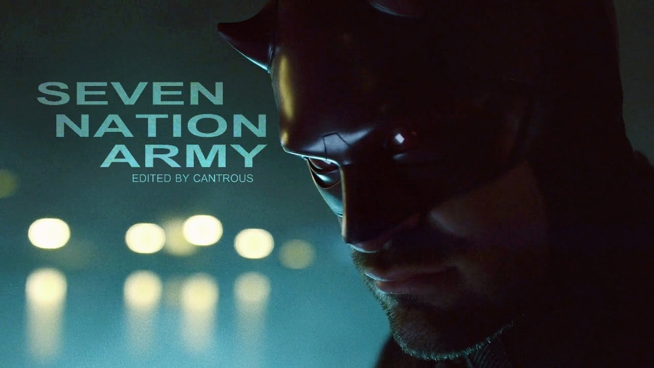 Marvel Cinematic Universe Netflix // Seven Nation Army ...