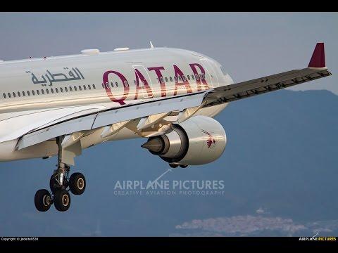FLIGHT REPORT✈QATAR AIRWAYS, MILAN TO DOHA,15\05\2015