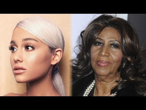 Ariana Grande Fans COMPLAIN That Aretha Franklin's Death Will Hurt 'Sweetener' Release