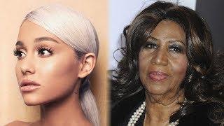 Ariana Grande Fans COMPLAIN That Aretha Franklins Death Will Hurt Sweetener Release