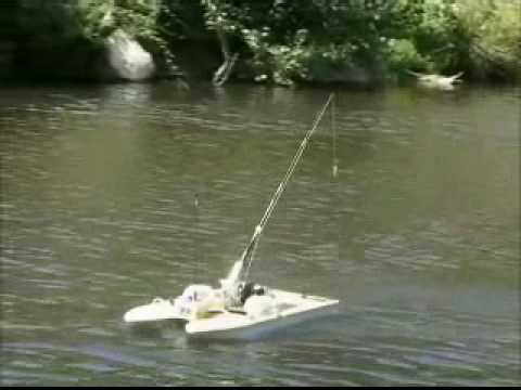 Rc fishing boat 3 3 youtube for Rc fishing boats for sale