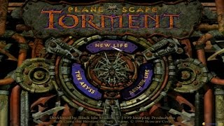 Planescape: Torment gameplay (PC Game, 1999)