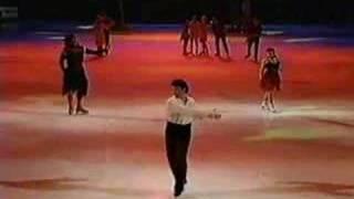 1996 Canadian Stars on Ice Spaghetti Western