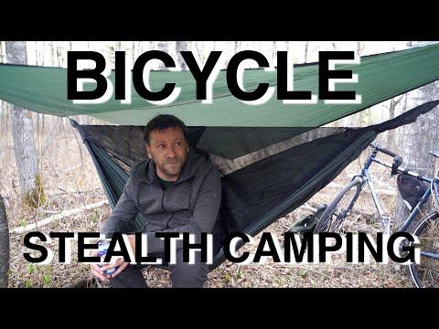 Bicycle Backroad Stealth Camping thumbnail