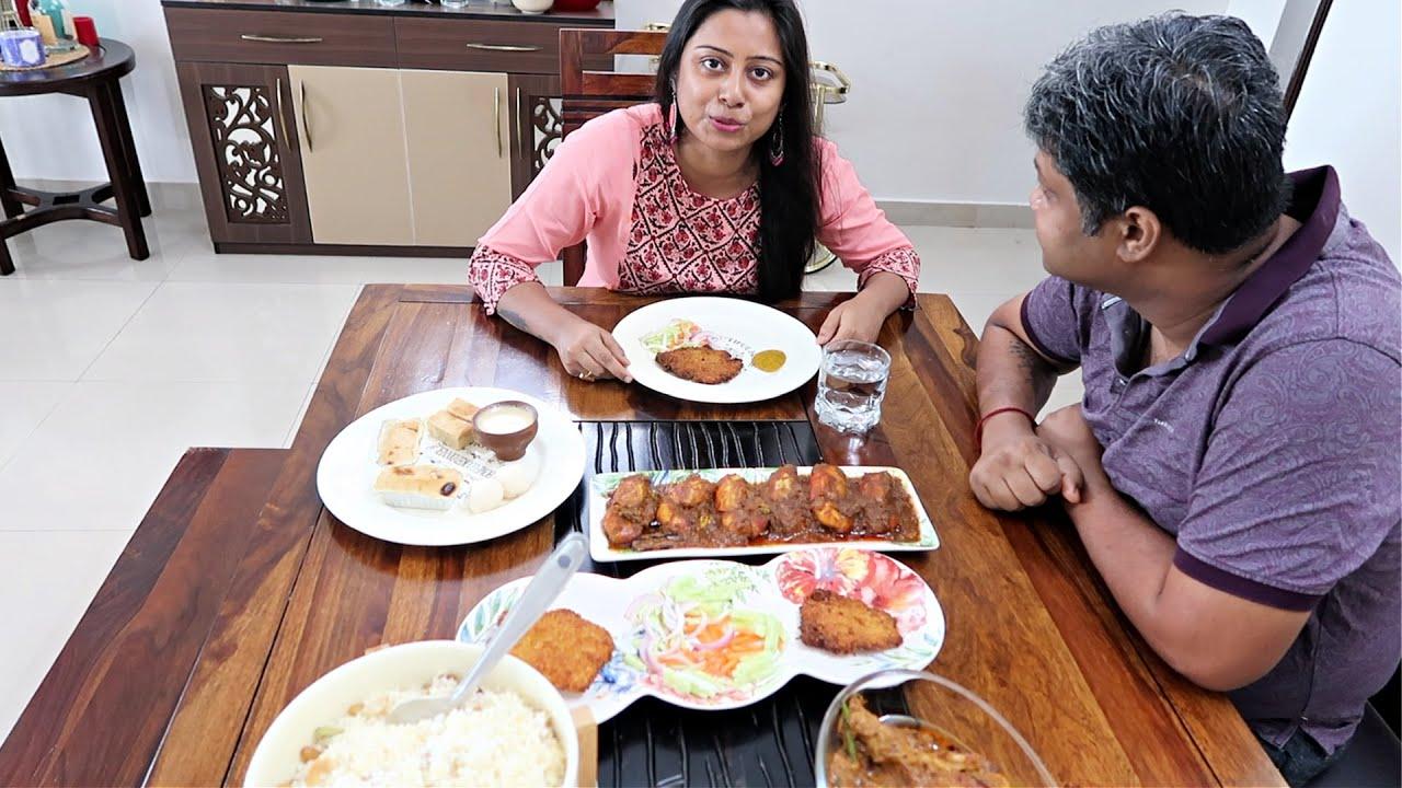 Kya Kya Banaya Mera Birthday Lunch Mein