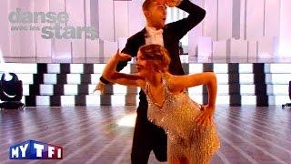 DALS S06 - EnjoyPhoenix et Yann Alrick Mortreuil dansent un charleston sur ''The Artist''