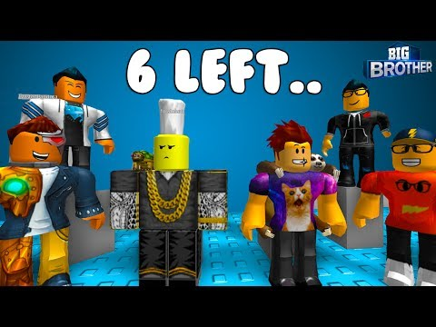YOUTUBER ONLY ROBLOX BIG BROTHER (Episode 2)