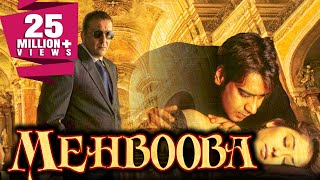 Gambar cover Mehbooba (2008) Full Hindi Movie | Sanjay Dutt, Ajay Devgan, Manisha Koirala