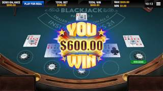 Casino.com android app review - 5 hand black jack