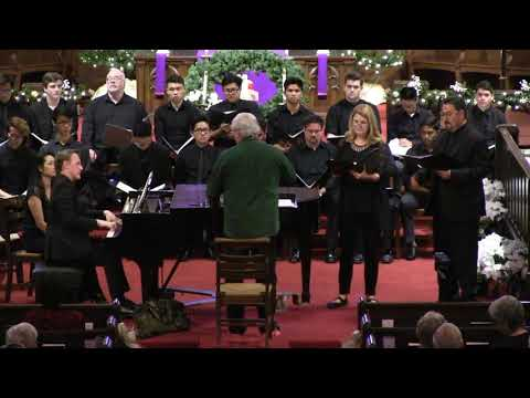 UCR Chamber Singers and Choral Society - Bach Magnificat - 3 Dec 2017