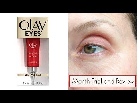 Olay Eyes Pro-Retinol Eye Treatment : Trial & Review