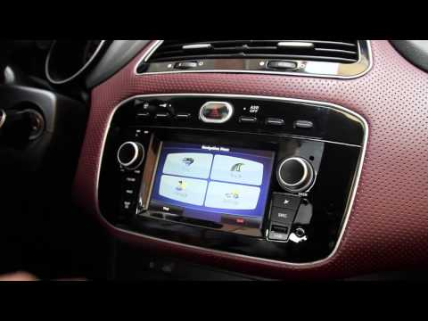 How to install FIAT PUNTO Multimedia and Navigation Unit