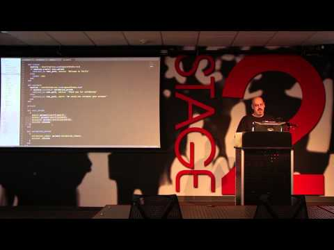 Build an Entire App with State Machines - Alex Peachey