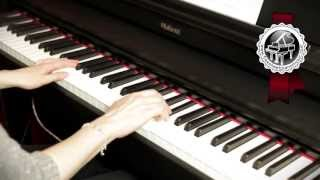 "BEETHOVEN - ""Fur Elise"" easy piano version"
