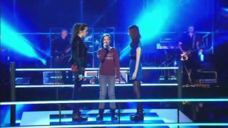 Battle: Zombie - The Cranberries | The Voice Kids 2014 Belgium