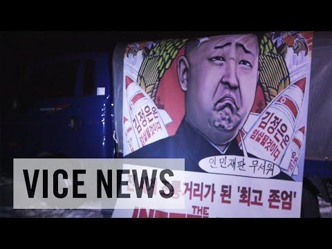 Launching Balloons into North Korea: Propaganda Over Pyongyang