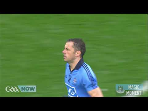 Dublin GAA Magic Moment- 2015 Alan Brogan point