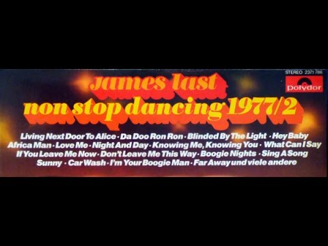 NON STOP DANCING 1977/2 - James Last (Side-A)